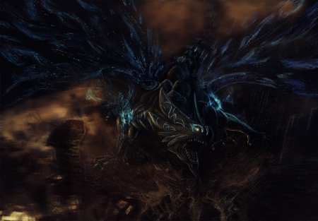 Acnologia - Other & Anime Background Wallpapers on Desktop ...