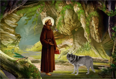 st francis wallpaper-#39