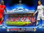 LIVERPOOL - REAL MADRID CHAMPIONS LEAGUE 2014
