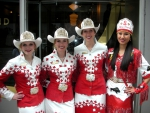 Cowgirl Waitresses