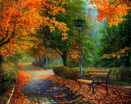 Charms of Autumn - Other & Nature Background Wallpapers on ...