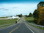 Amish up ahead