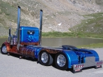Restored 1954 Kenworth