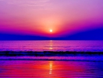 BEAUTIFUL PINK HORIZON