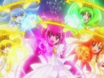 Pretty Cure! Rainbow Burst!