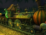Spirit Of Halloween Train