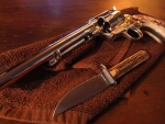 Gun of the old west