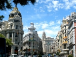 Architecture of Madrid, Spain