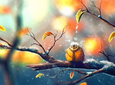 Early Winter Other Amp Abstract Background Wallpapers On