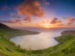 Hanauma Bay Sunrise, Oahu