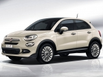 Fiat 500X compact crossover 2015