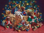 ★Christmas Teddy Bears★
