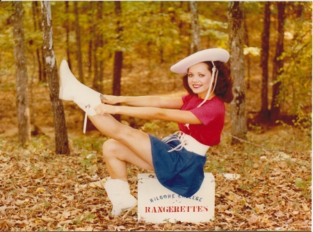 Kilgore College Rangerette - westerns, Kilgore College, Killgore, signs, hats, women, female, boots, dancer, girls, cowgirls, woods