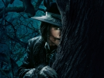 Jonny Depp- The wolf into the woods