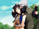 kakashi girlfriend