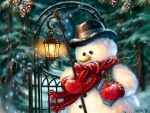 ★Snowman's Candlelight★