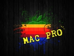 MAC PRO Apple Black wallpaper