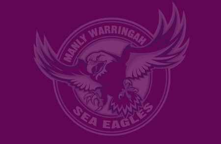 Manly-Warringah Sea Eagles - sea eagles, nrl, manly, rugby league