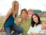 Heartland: Amy, Tim and Lou Flemming