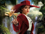 mila kunis in oz the great and powerful