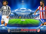 JUVENTUS - ATLETICO MADRID