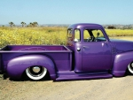 Lowered 1950 GMC Truck
