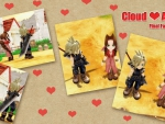 Cloud and Aerith -lovers-