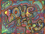 psychedelic --------love is free