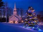 ★Christmas in New England★