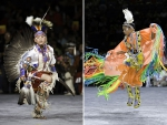 Dancing at National Pow-Wow