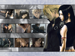 tifa with cloud