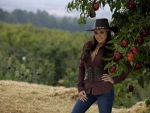 Vineyard Cowgirl
