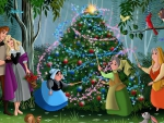 sleeping beauty christmas