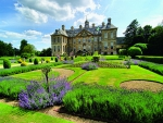 Belton House and Gardens in England