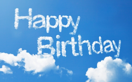 Happy Birthday! - Other & Abstract Background Wallpapers ...