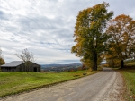 Old Country Road, Peacham Vermont