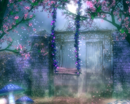 Magical Place - Fantasy & Abstract Background Wallpapers ...