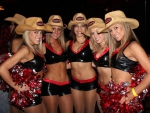 Cowgirl Cheerleaders