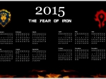 The Year of Iron