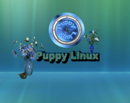 Puppy Linux - f, d, s, a