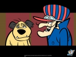 dick dastardly and muttley