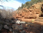 Sedona, Arizona (Slide Rock)