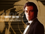 Timothy Dalton 007 James Bond. This is for you, Amy