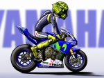 Valentino Rossi 2015 Winter test