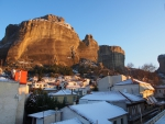 *Mountains Meteora - Greece*