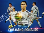 CRISTIANO RONALDO REAL MADRID WALLPAPER 2015