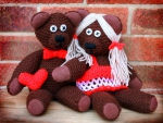 Valentine's Brown Bears