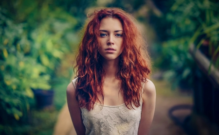 ginger curly hair tumblr - photo #30