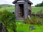 *Library in the countryside*