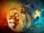 Lion in Space f1